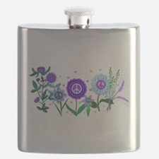 Growing Peace Flask
