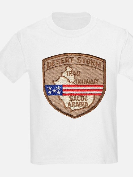 Desert Storm Kids T-Shirt
