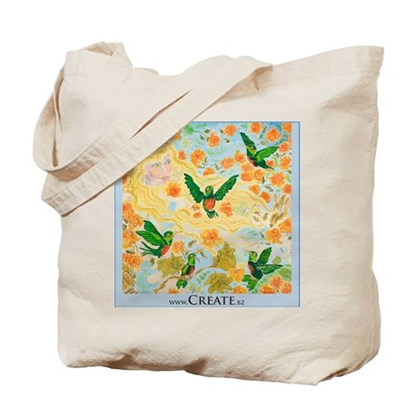 Great Two-Sided GroceryTote Bag