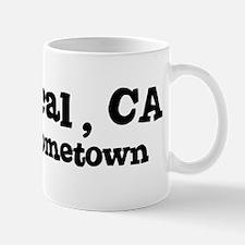 Temescal - hometown Mug