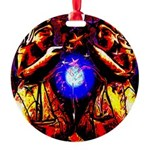 wisewomen01.png Round Ornament