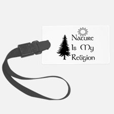 nature01.png Luggage Tag