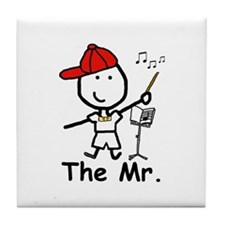 Conductor - The Mr. Tile Coaster