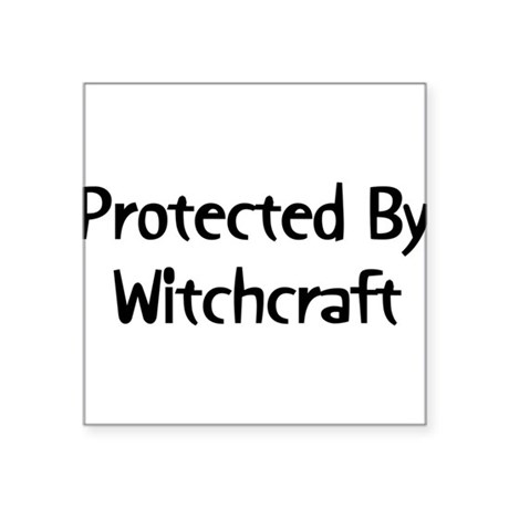 """witchcraft011.png Square Sticker 3"""" x 3"""""""