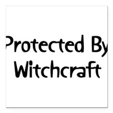 """witchcraft011.png Square Car Magnet 3"""" x 3"""""""
