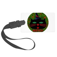 witch01.png Luggage Tag