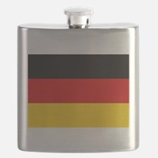 Flag of Germany Flask