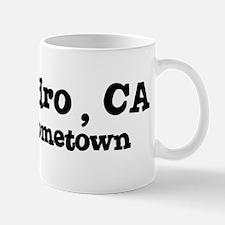 San Pedro - hometown Mug