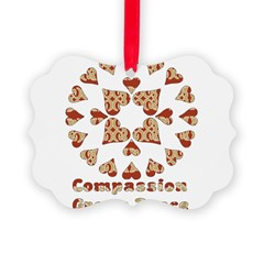 compassion01.png Picture Ornament