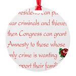 proimmigration30.png Round Ornament