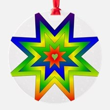 rainbow_star02.png Ornament