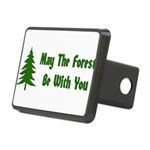 forest01x.png Rectangular Hitch Cover