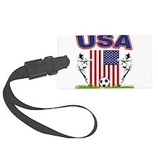 USA Soccer Luggage Tag