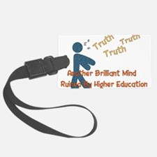 truth01.png Luggage Tag