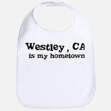 Westley - hometown Bib