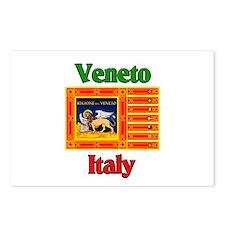 Veneto Postcards (Package of 8)