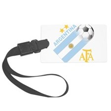 Argentina(blk).png Luggage Tag