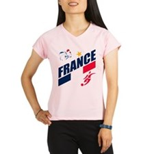 france.png Performance Dry T-Shirt