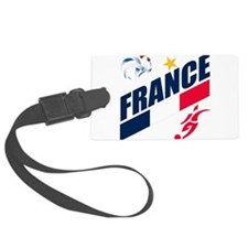 france.png Luggage Tag