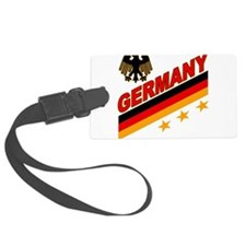 germany logo a.png Luggage Tag