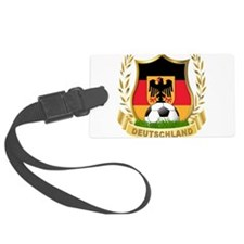 germany soccer.png Luggage Tag