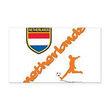NETHERLANDS E.png Rectangle Car Magnet