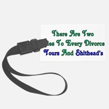 divorce01a.png Luggage Tag