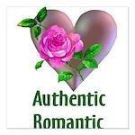 lastromantic01a.png Square Car Magnet 3
