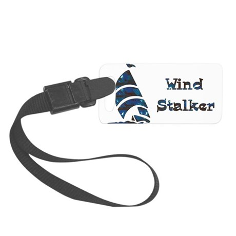 boating_wind_stalker01.png Small Luggage Tag