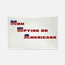 Cute Homeland insecurity Rectangle Magnet