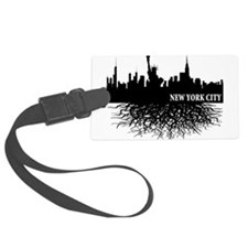 new york city roots.png Luggage Tag