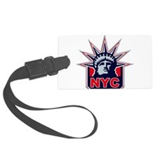 raised inthe bronx.png Luggage Tag