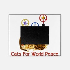 peacecats01.png Picture Frame