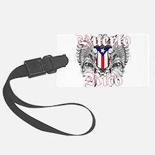 PR shield.png Luggage Tag