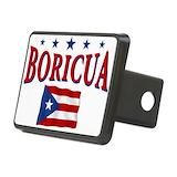 Puerto rico Rectangle