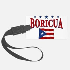 boricua.png Luggage Tag