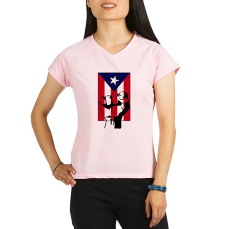 Boricua.png Performance Dry T-Shirt