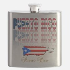 puerto rico(blk).png Flask