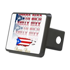 puerto rico(blk).png Hitch Cover