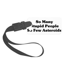 asteroids01x.png Luggage Tag