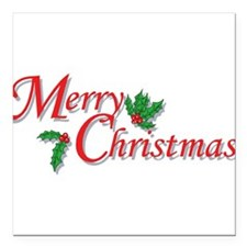 7-6-5-4-3-Merry Christmas T-Shirt.png Square Car M