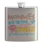 Just One Kiss Flask