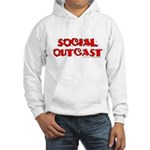Social Outcast Hooded Sweatshirt