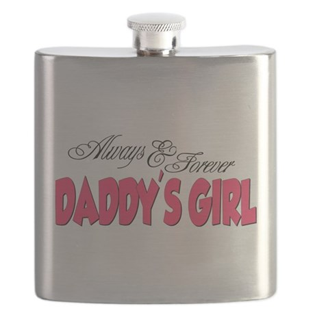 Always & Forever Daddy's Girl Flask