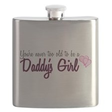 Daddy's Girl Flask