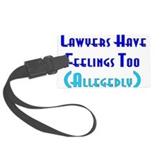 lawyers01.png Luggage Tag