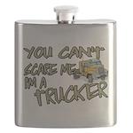 No Fear Trucker Flask