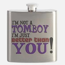 TOMBOY.png Flask