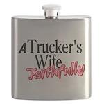A Trucker's Wife - Faithfully Flask