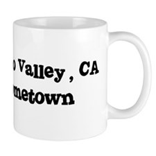 San Fernando Valley - hometow Mug